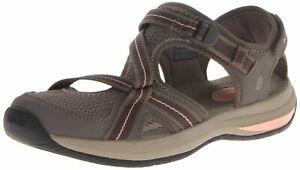 Teva Ewaso Water Sandals, Bungee Cord Grey, Women Size 6 $90  NEW
