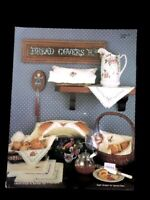 Bread Covers II, Cross Stitch, 8 Designs, Hutspot House Leaflet 28
