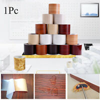 Lines Wood Grain Waterproof Tape Baseboard Wall Stickers Wall Art Home Decor