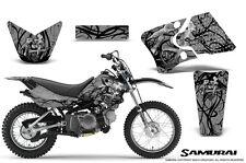 YAMAHA TTR90 CREATORX GRAPHICS KIT DECALS SAMURAI BS