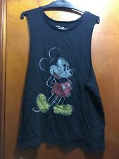 DISNEY MICKEY MOUSE MUSCLE  TOP SIZE 12  BNWOT (E96,e97)