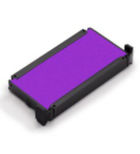 PURPLE NEW Replacement Ink Pad for TRODAT Printy 4912 Self Inking Stamps