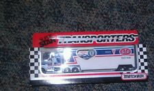 Matchbox 1992  richard petty STP transporter limited edition