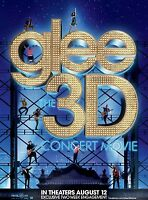 Glee The Concert Movie movie poster - Glee Poster