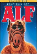 Alf - Season 1 (DVD, 2004, Complete 1st Series) 4-DISC SET