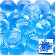 Blue Vase Filler Beads 4oz Bag Makes 3 Gallons - Water Storing Gel