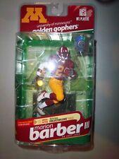 McFarlane College 2 Marian Barber III Minnesota Golden Gophers Cowboys Bears
