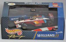 MATTEL HOT WHEELS 24625 WILLIAMS FW21 F1 model car CASTROL RALF Schumacher 1:43