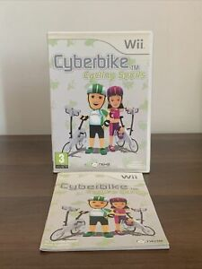 Cyberbike Cycling Sports Nintendo Wii COMPLETE