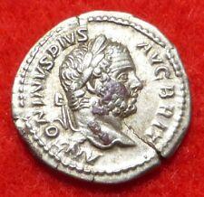 Libertas Denarius of Caracalla
