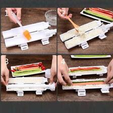 DIY Sushi Tool Set Bazooka Roll Sushi Mold Sushi Rice Ball Machine