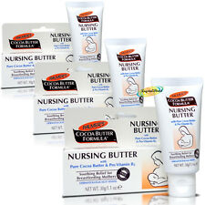 3x Palmers Cocoa Butter Soothing Relief Breastfeeding Mothers Nursing Cream 30g