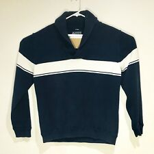 American Rag Sweater In Navy Mens Size Medium [Y13]