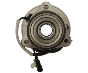 Wheel Bearing and Hub Assembly-R-Line Front Raybestos 715129