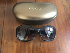 Gucci Black Womens' Sunglasses With Case