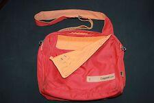Derbe rote Logstoff Laptop Tasche Bag Umhängetasche Hamburg St.Pauli