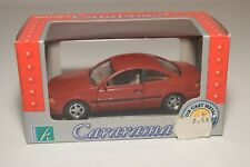 RR 1:43 CARARAMA HONGWELL VOLVO C70 C 70 RED MINT BOXED