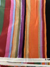 KAFFE FASSETT Striped Fabric Serape By The Yard