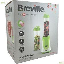 Breville Blend-Active Persönlicher Früchte Smoothie Mixer - 300 Watt - weiß/Grün