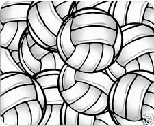 Volleyball Mouse Pad - Free Personalizing!