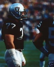 LYLE ALZADO OAKLAND RAIDERS 8X10 SPORTS PHOTO #115