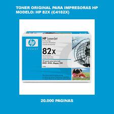 Toner C4182X HP 82X ORIGINAL. 20.000 pg