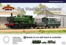 30-080 Bachmann OO/HO Gauge The Western Wanderer Train Set