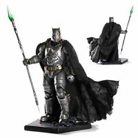 Iron Studios Art Scale 1/10 Statues - Battle Damaged Armored Batman* BRAND NEW*
