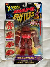 "Juggernaut Marvel Shape Shifters X-Men Toybiz 1998 6"" Tank Figure New Mint"