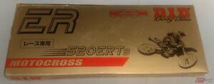 DID ERT3 Gold 520X120 Motorcycle Chain 520 120 Link Dirt Bike Motocross