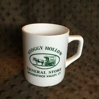 Stoggy Hollow General Store Coffee Cup Tea Mug Connecticut Advertising GUC