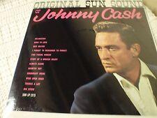 SUN LP 1275 JOHNNY CASH ORIGINAL SUN SOUND  SEALED  M-
