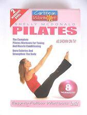 Caribbean Workout - Pilates + Pilates Plus [8-Workouts] (2-DVDs)