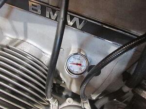 BMW Airhead Oil Temperature Gauge Dipstick R75/7 R100/7 R100RS R100RT dip stick
