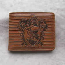 Harry Potter Ravenclaw Leather pu Wallet Credit Card Holder Coin Purse Handbags