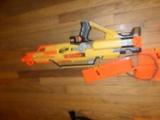 Nerf STAMPEDE ECS 3 MAGAZINES 40 BULLETS DARTS LOT VHTF Glasses
