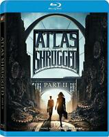 Atlas Shrugged Part II The Strike Blu-ray Disc DVD Movie & Special Features NEW