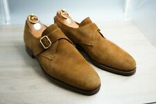Crockett and Jones / Hackett Handgrade Single Monk - UK 8.5E 248 Last (Fits 8)