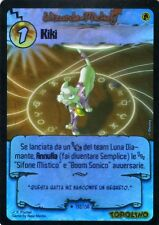 WIZARDS OF MICKEY Kiki 152/150 FOIL LE ORIGINI ITA NEAR MINT