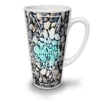 Summer Ocean Rock NEW White Tea Coffee Latte Mug 12 17 oz | Wellcoda