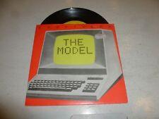 """Kraftwerk-el modelo-eliminado 1981 Reino Unido 7"""" Vinilo Single"""