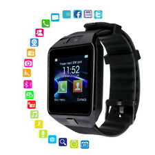 Smart Wrist Watch AI Camera Bluetooth GSM Phone For iPhone Android Samsung LG