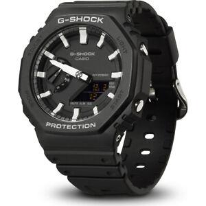 Casio G-Shock Carbon Core Guard Watch GShock GA-2100-1A Black Casioak GA2100