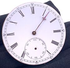 Unknown Hand Manual Vintage 40,5 mm Pocket Watch Doesn'T Works for Parts Pocket