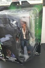 Taxi Driver Zombie Ghostbusters Select Deluxe Action Figure With Accessories