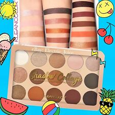 Kleancolor #ES200 Medley Shadow Collage Multi Finish Eyeshadow Palette 15 Colors
