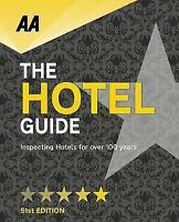 AA Hotel Guide (AA Lifestyle Guides) by AA Publishing | Paperback Book | 9780749