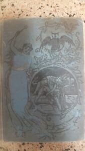 fairytails and stories by hans Christian andersen antique book victorian era