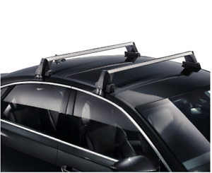 Genuine Audi New A3 S3 8Y Saloon Roof Bars - 2021>