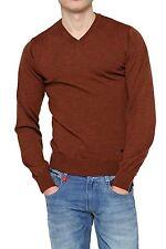 Grobe Herren-Pullover & -Strickware mit Regular und Baumwolle ohne Verschluss